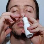 Adicto a los sprays nasales